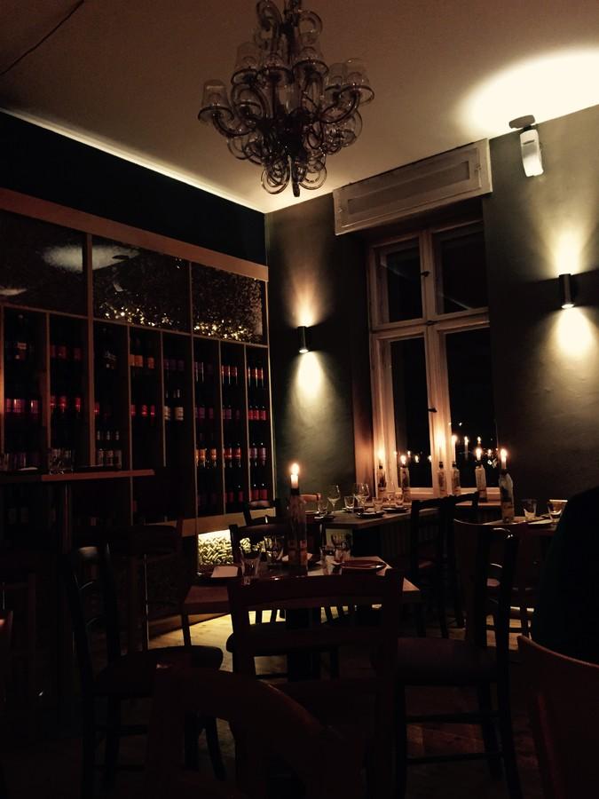 Restaurant Bar Vino y mar