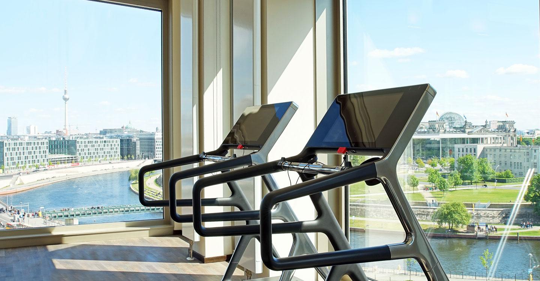Season Spa Fitness Club Im Steigenberger Hotel Am Kanzleramt
